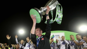 Stephen Kenny has committed his future to Dundalk