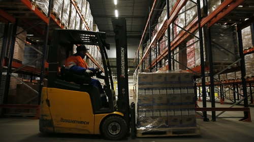 The one bright spot in the market at the moment is the industrial and logistics sector, mainly owing to Brexit