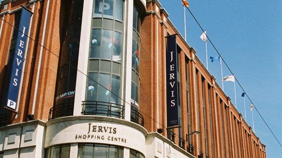 Jervis Street Shopping Centre (1996)