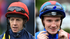 Jim Crowley (R) and Frederik Tylicki
