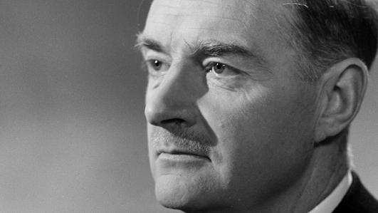 Former Taoiseach Liam Cosgrave dies, aged 97