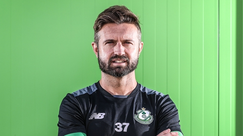 Stephen McPhail joined Shamrock Rovers in 2014