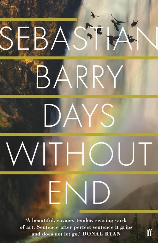 """Days Without End"", a reading by Sebastian Barry"