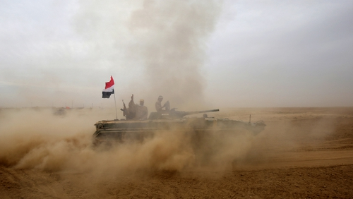 The battle for Mosul is shaping up as the largest in Iraq since the US-led invasion of 2003