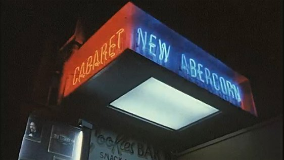 New Abercorn Cabaret Club in Belfast (1981)