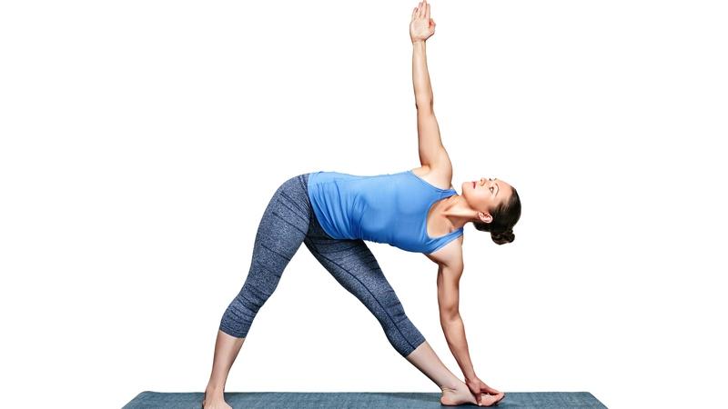 ingin Meninggikan Badan secara alami? coba sepuluh streching Yoga Ini