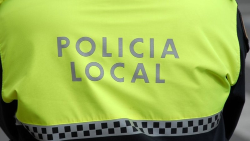 The arrest was made as part of an investigation into organised crime in Spain