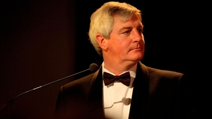Michael Lyster co-presents the finale to the GAA inter-county season this evening