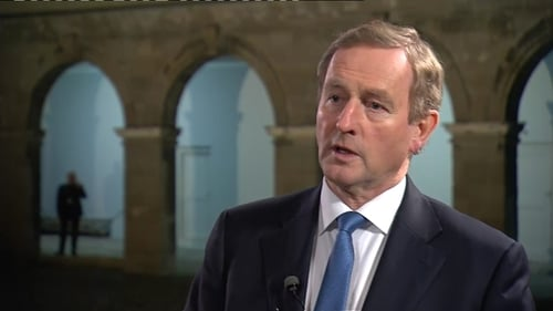 Enda Kenny said he hopes the offeron the table will be considered very carefully by the GRA and the AGSI