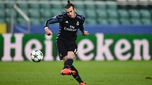Bale recently penned a new six-year deal with Madrid
