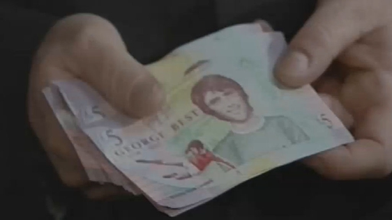 George Best Commemorative Note