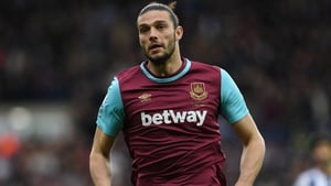 Carroll rushed back to West Ham's training ground after being chased by armed motorcyclists