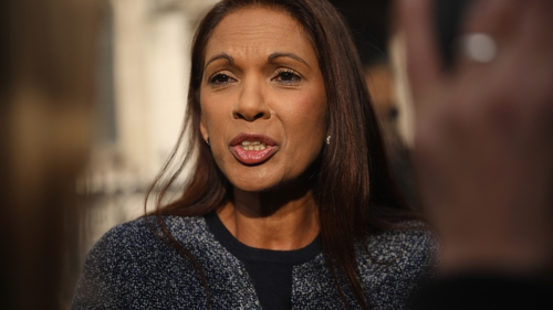 Gina Miller previously went to court and won the right for parliament to give its consent ahead of the government triggering Article 50