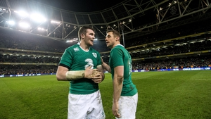 Peter O'Mahony and Tommy Bowe will be in Pro12 action this weekend