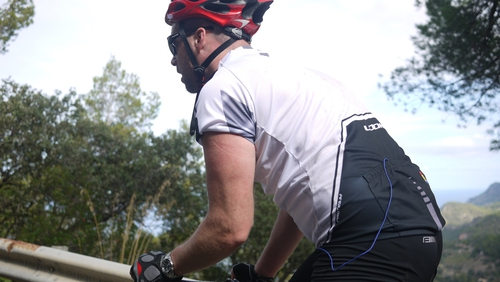 Tadhg Peavoy travelled to Mallorca to take part in a cycling holiday where he learned to climb the major peaks of the Balearic island. Over just three days Tadgh cycles 222km, meets Tour de France winner Stephen Roche and eats an endless amount of cake.