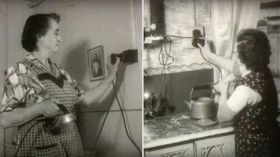 Rural Electrification (Images from ESB Archive film)