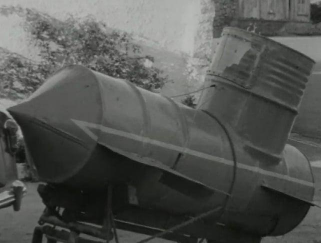 Submarine, Co. Clare (1966)