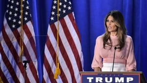 The newspaper article made allegations against US First Lady Melania Trump