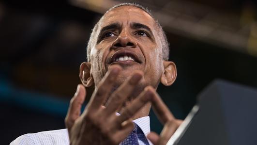 Barack Obama's Right Hand Man