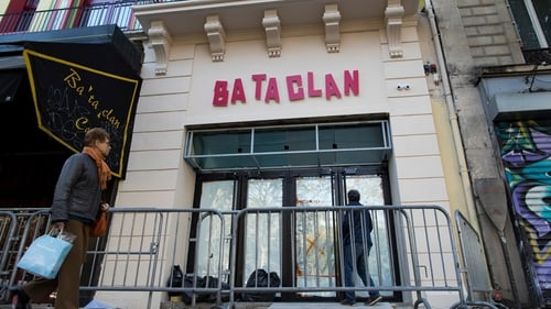 The Bataclan was one of several Paris locations targeted on the night of 13 November