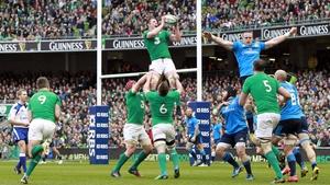 Australia plan to target Ireland's lineout in Dublin