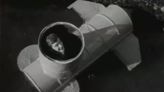 Clare Homemade Submarine (1966)