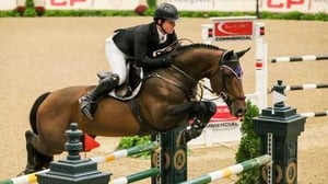 Shane Sweetnam on Chaqui Z. Pic: Taylor Renner/Phelps Media Group