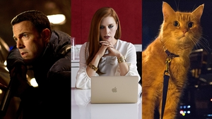 The Accountant, Nocturnal Animals and a Street Cat Named Bob.