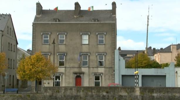 Mary Robinson's childhood home in Ballina, Co Mayo