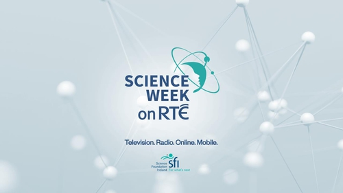 RTÉ is going science crazy from 13th - 20th November with lots of science-themed programming across television, radio, online and mobile as part of Science Week on RTÉ in association with Science Foundation Ireland.