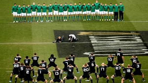 Ireland will face the All Blacks for the 29th time this weekend