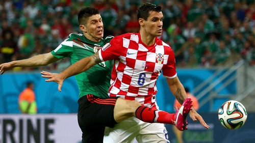 Deja Lovren (R): 'I will keep to myself the reasons why I asked Cacic to relieve me of my international duties for these two games.'
