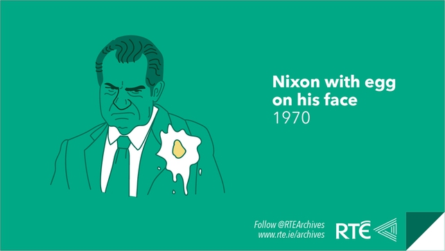 US Presidents in Ireland - Nixon