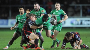 Connacht travel to Toulouse