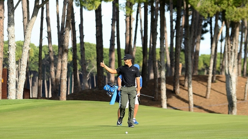 Thorbjorn Olesen will be part of the European Ryder Cup team