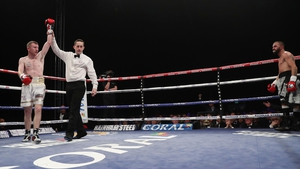 Paddy Barnes will aim for a more conventional win this this around