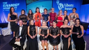 The 2016 Camogie All Stars