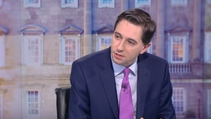 If Simon Harris contested the leadership, he may not have sufficient support to prevail but it could put him in a strong position to negotiate with the ultimate winner