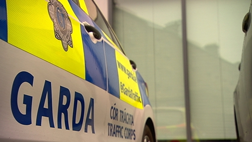 The single vehicle crash happened in Drumcree this morning