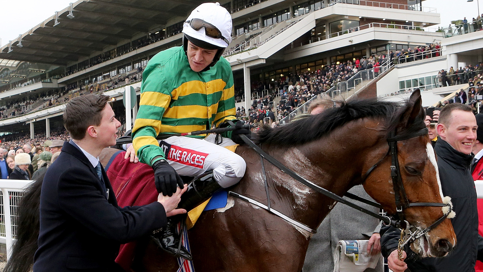 Ivanovich Gorbatov disappoints on return at Naas - RTE.ie