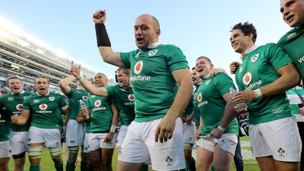 Rory Best has made a remarkable 50 Six Nations caps in a row for Ireland