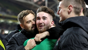 Sean Maguire paid tribute to Cork's supporters after his side lifted the FAI Cup