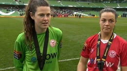 Continental Tyres Women's FAI Cup Extras: Noelle Murray and Amanda McQuillan