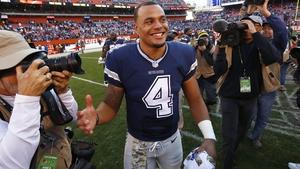 Dallas Cowboys continue their winning streak