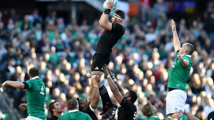 Ireland beat New Zealand for the first time in Chicago