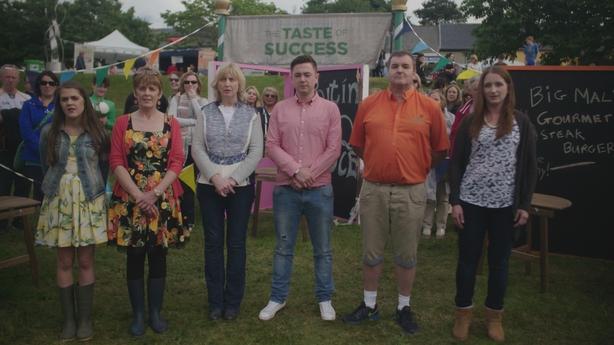 Westport Contestants on The Taste of Success