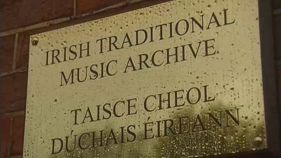 Irish Traditional Music Archive