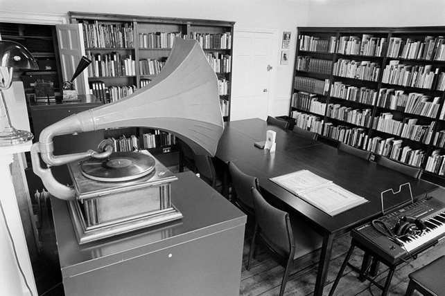 Irish Traditional Music Archive