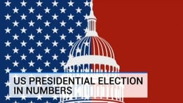 US Presidential Election In Numbers
