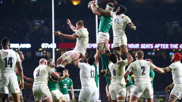 Itoje among England trio in running for top award